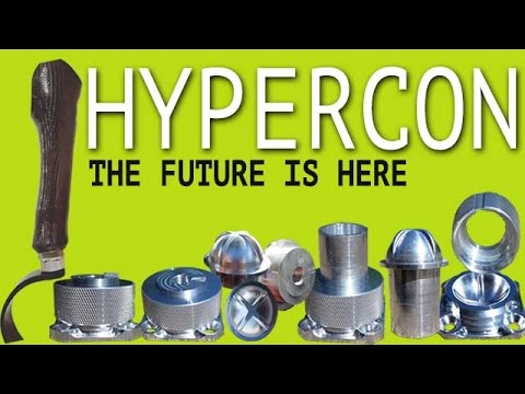 HYPERCON | Live Free Empowering the World to Live Amazingly
