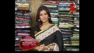 Jailakshmi Sarees Telecast on Zee Bangla Sampurna