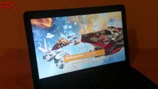 Asus X205 TA - 3DMark - PL Intel Atom Z3735F