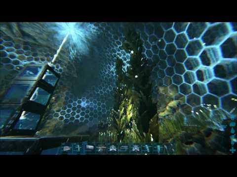 Building Underwater Base Ark Survival Evolved  -  V256.21