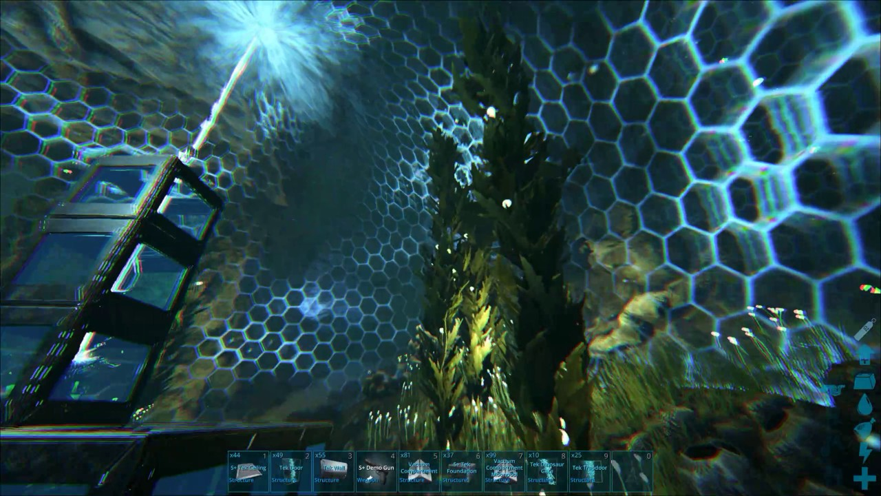 underwater building materials