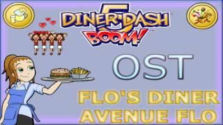 """Diner Dash 5 Boom! - OST - """"Flo's Diner / Avenue Flo"""" Extended"""