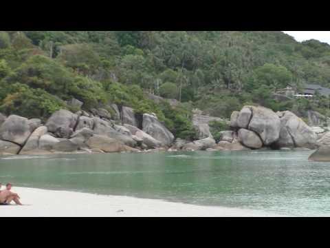 CRYSTAL BAY BEACH KOH SAMUI THAILAND