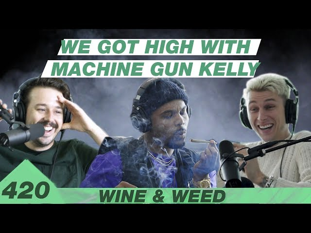 Machine Gun Kelly 420 Special