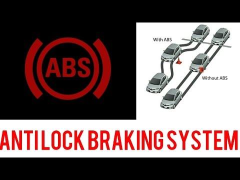 HOW TO WORK ANTI LOCK BRAKING SYSTEM[HINDI]
