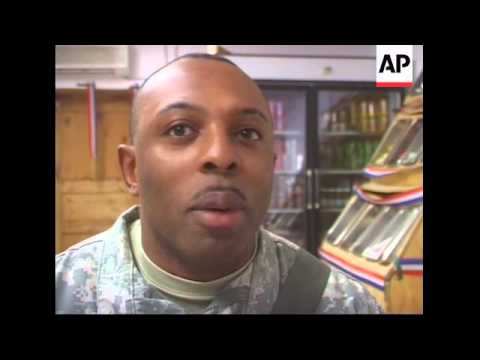 US troops serving in Afghanistan react to Obama victory