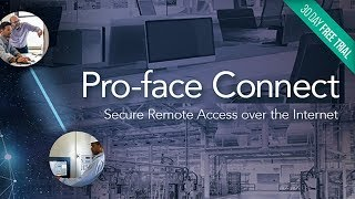 Video: Pro-face Connect - IoT Solution for Remote Access