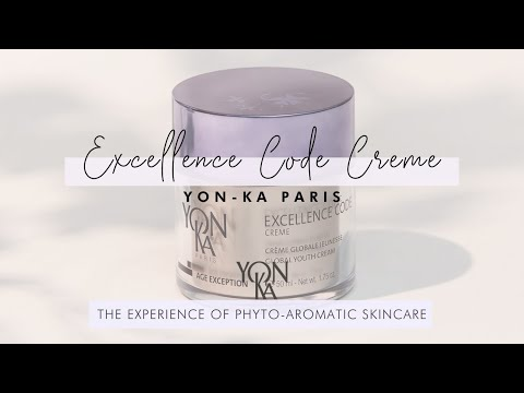 How to use anti-aging Excellence Code Masque | Yon-Ka Paris