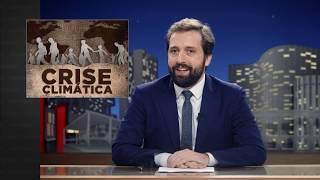 GREG NEWS | CRISE CLIMÁTICA