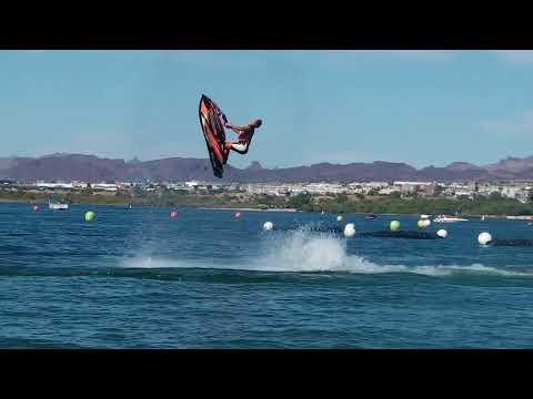 Double Back Flip on Jet Ski by Lee Stone