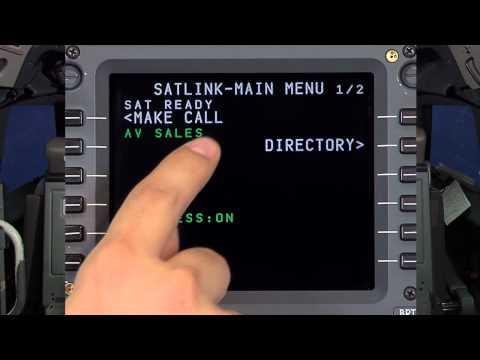 Iridium Satcom - Avionica SatLink