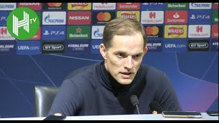 Man United 0-2 PSG | Tuchel: I am happy Di Maria stayed confident!