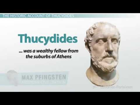 Peloponnesian War and Thucydides (Amplified)