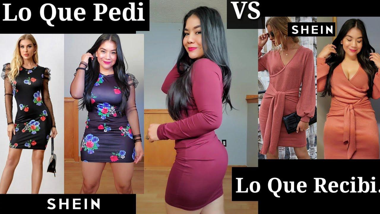 #SHEIN  HAUL Vestidos Favoritos 😊(Videoreview)