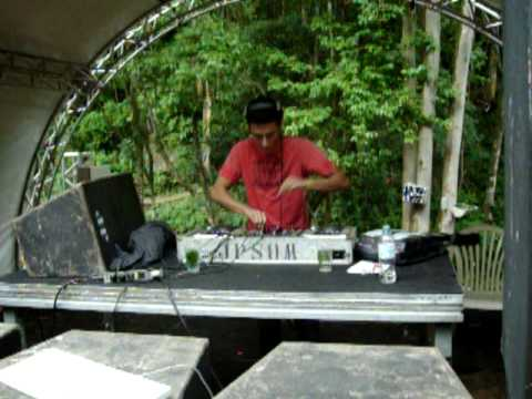 DJ RITH FREITAS- FESTIVAL MUNDO DE OZ