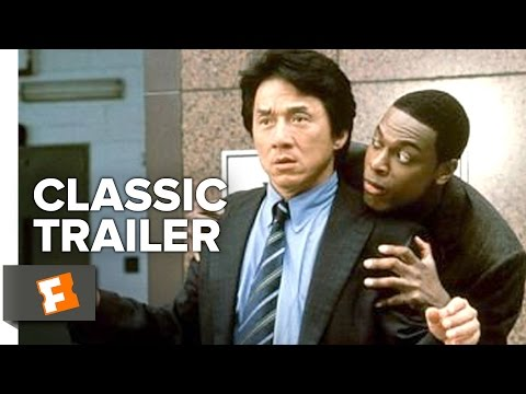 Rush Hour 2 2001 Official Trailer 1 Chris Tucker Jackie Chan Movie Hd Youtube