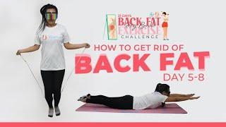 PAMPALIIT NG LIKOD - Burn Back Fats! Part 2