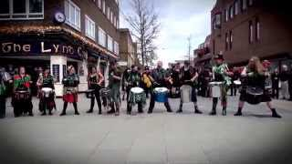The Pentacle Drummers