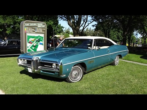 1968 Pontiac Parisienne 2+2 2 Door Hardtop with a 396 Engine on My Car Story with Lou Costabile