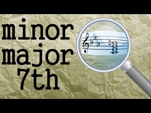 The MYSTERY Chord – MinMaj7 (Minor Major 7th) [MUSIC THEORY / SONGWRITING LESSON]