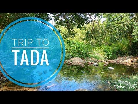 Tada Falls (Ubbalamadugu falls -Andhra Pradesh) Near Chennai