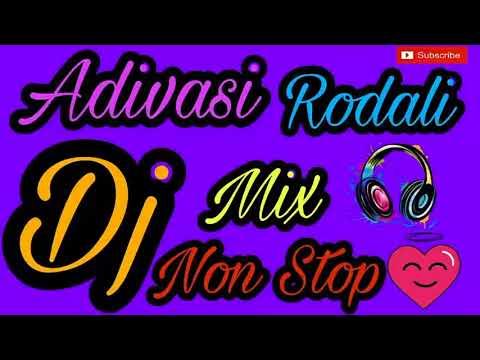 Adivasi Rodali Dj Mix Non Stop Raftaar Kings