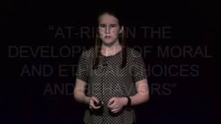 The benefits of character education in public schools | Virginia Cobbs | TEDxYouth@MBJH