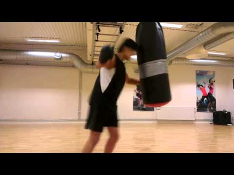 Harlem shake Epic knockout kickboxing