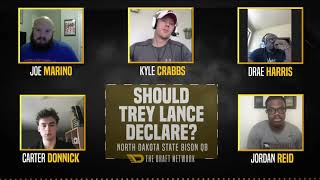 Should Trey Lance Declare for NFL? | TDN Scouting Staff