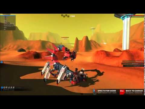 Robocraft on Steam Game Review - YouTube