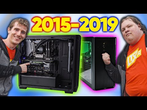 10 Years of Gaming PCs: 2015 - 2019 (Part 2)