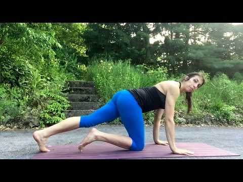 Shoulder Stability in Yoga
