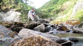 River Lugg Microadventure - Source to Sound - Day 1