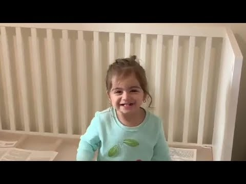 Removing Liana Crib Side and making Crib Toddler Bed Rail Guard all free