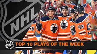 Top 10 Plays from Week 23