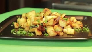 How to Cook Roast Parsnip : Delicious Dishes
