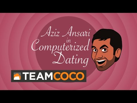 Aziz Ansari på dating Conan