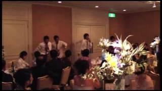 嵐 love so sweet を確実に踊りきる結婚式余興2 3