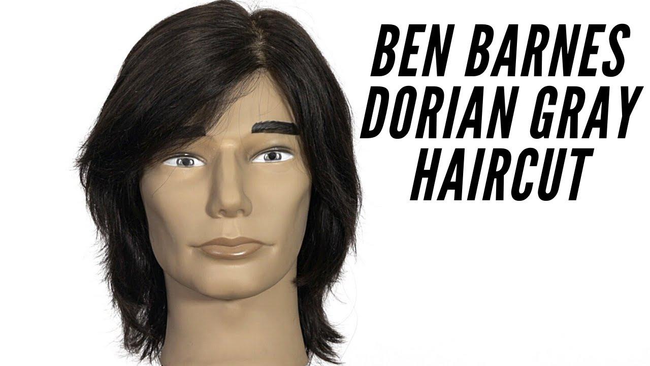 21+ Ben Barnes Long Hair Gif