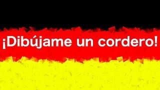 10 frases en alemán (20) - ¡Dibújame un cordero¡ en alemán