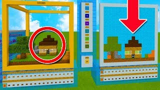 WORKING CAMERA in Minecraft Pocket Edition (No Mods)