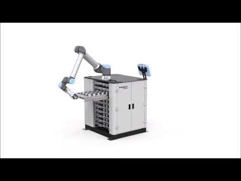 Samsys GmbH | ProFeeder X | Die Lösung Für Ihre Automatisierte Pick-and-Place Anwendung