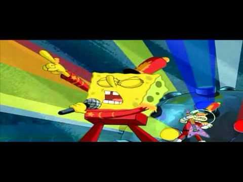 Spongebob nyanyi KEPOMPONG