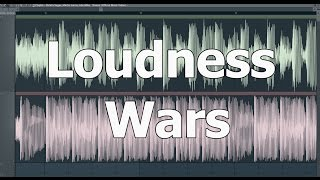 Comparación de Loudness en video: https://www.youtube.com/watch?v=j...