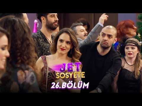 Jet Sosyete 26.Bölüm (Tek Parça Full HD)