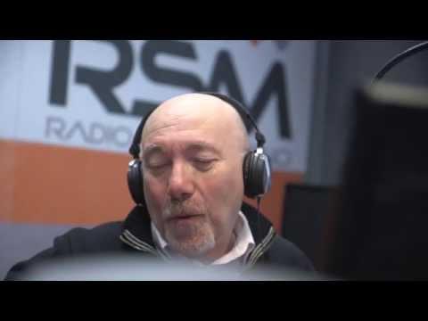 Interista su Radio San Marino
