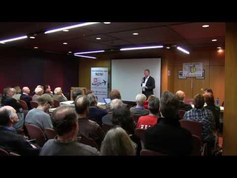 Rede Lars Nevian - Veranstaltung BI gegen Fluglärm Mainz Lerchenberg Januar 2014