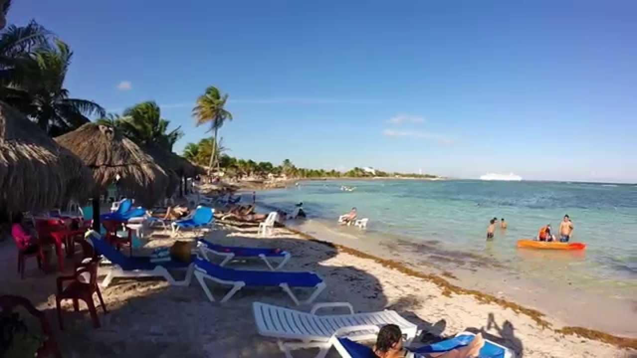 GoPro, Mahahual en la Riviera Maya al sur de Quintana Roo