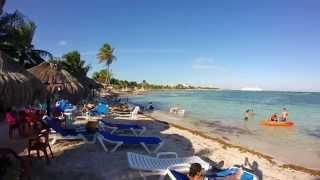 GoPro, Mahahual en la Riviera Maya al sur de Quintana Roo. Kayak, Snorkel, Arrecife de Coral