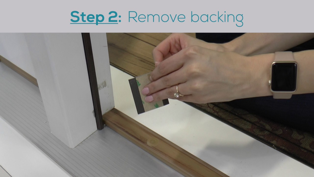 How To Install A Corner Pad Youtube